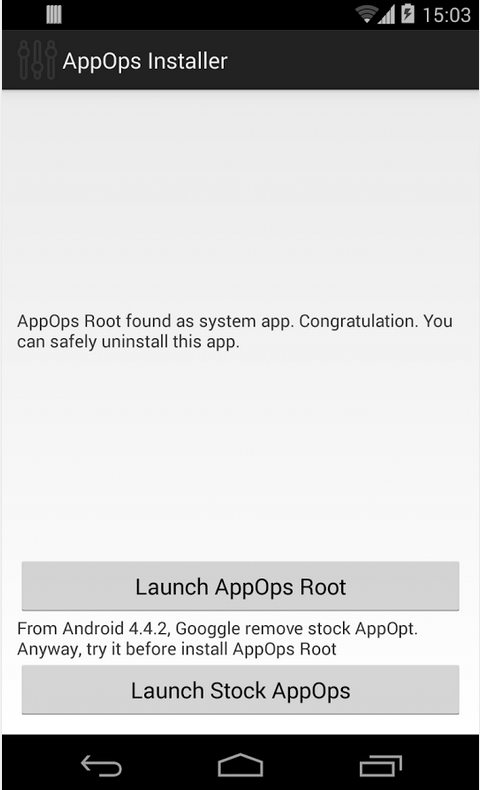 app-ops-for-root